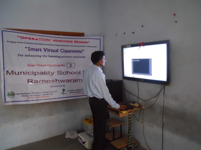 SVC-0002 National School-Rameshwaram