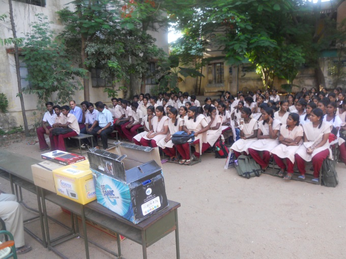 SVC-0003 Govt High School Samayanallur